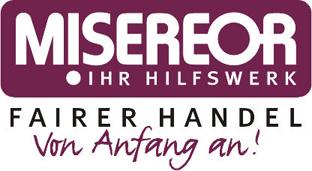 Logo Misereor