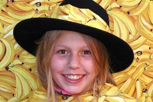 Bananen-Fotoaktion