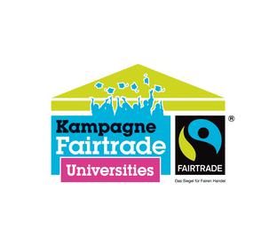 Logo Fairtrade Universities
