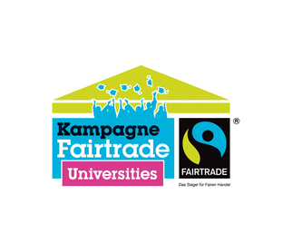 Logo Fairtrade Universities
