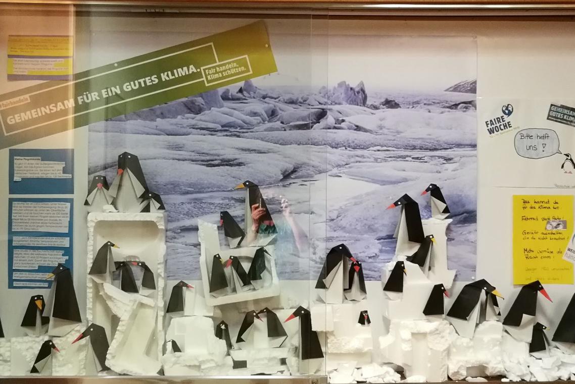 Pinguine Weil der Stadt