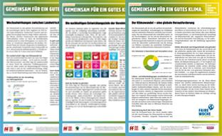 Factsheets Faire Woche