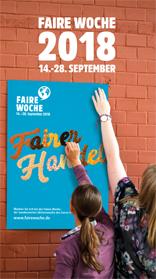 Flyer Faire Woche 2018