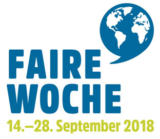 Logo Faire Woche 2018